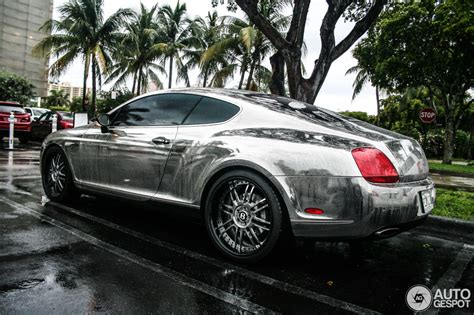 chrome bentley summer on chrome bentley autoevolution