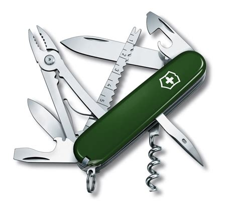 green swiss army knife angler green swiss army knife