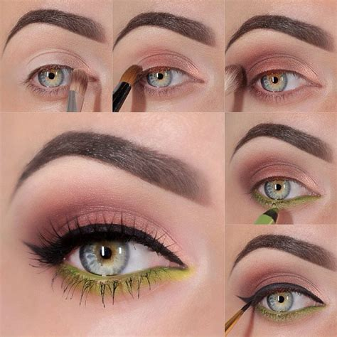 10 Steps For Makeup Look by Useful 10 Step By Step Makeup Tutorials For Different