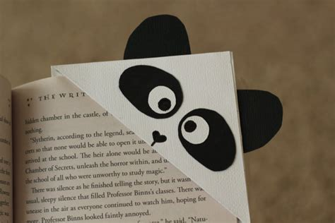 Origami Bookmark Panda - 301 moved permanently