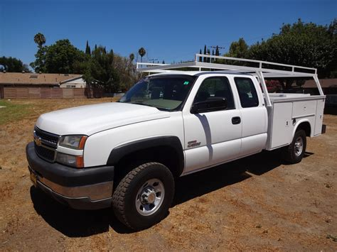 chevrolet 3500 diesel sold 2005 chevrolet 3500 diesel 4x4 utility truck