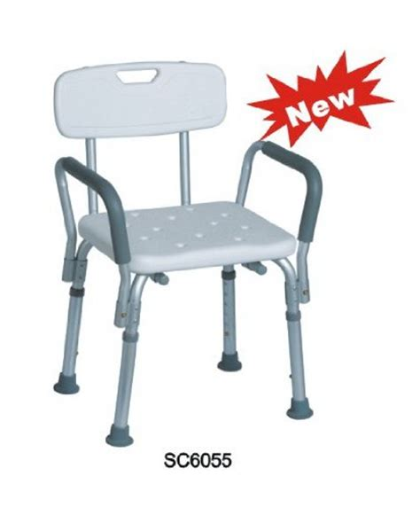 shower chair with backrest shower chair with backrest and armrest 57 20