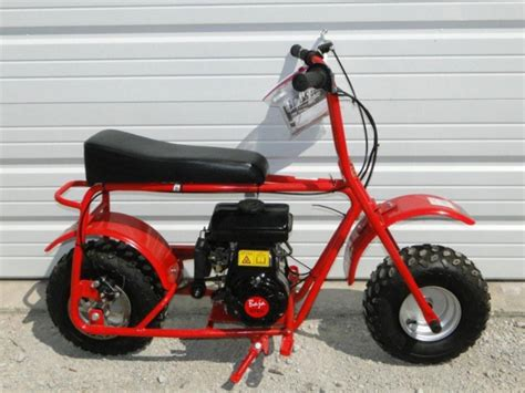 used doodlebug mini bike baja motorsports doodle bug db30 mini bike