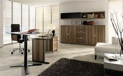 Home Office Furniture Contemporary Furniture Contemporary Home Office Desks With Modern Home Office Furniture In Modern Decor