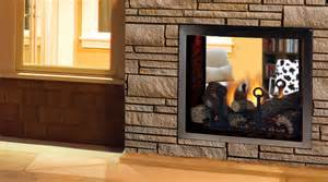 See Through Ventless Gas Fireplace by Covington See Thru Monessen Hearth Fireplace Barnhill