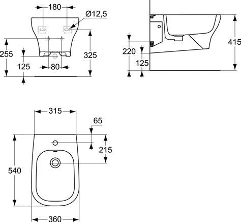 bidet sospeso selnova 3 scheda tecnica dettagli prodotto t5013 bidet sospeso ideal standard
