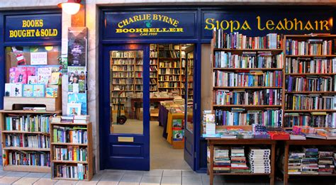 bookstore sections list middle street shop charlie byrne s bookshop ireland s