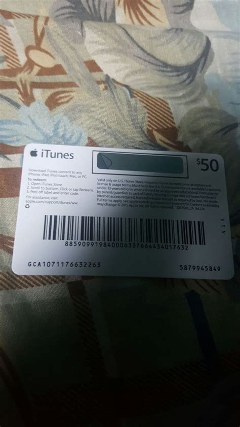 5 Dollar Itunes Gift Card - 50 dollars itunes gift card available more gift cards available phone