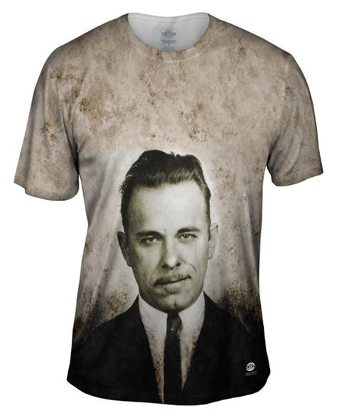 original gangster dillinger mens t shirt yizzam