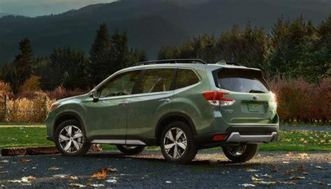 2019 Subaru Exterior Colors 2019 subaru forester exterior colors subaru subaru