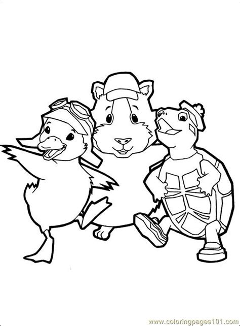 coloring pages wonder pets wonder pets 34 coloring page free the wonder pets