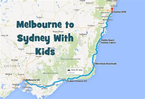 Drive From Sydney To Melbourne | driving from melbourne to sydney with kids the family