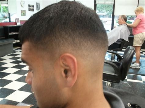 zero one fade hair cut medium fade haircut pictures