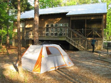 our cabin 12 picture of south toledo bend state park
