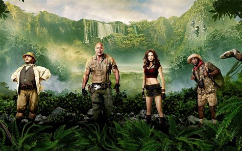 jumanji    jungle   stars photo