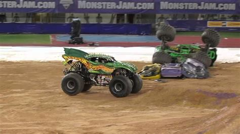 monster truck show brisbane monster jam brisbane 2014 dragon s breath rolls in