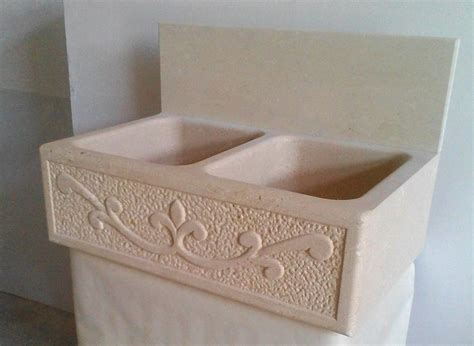 lavello a due vasche lavello cucina a due vasche in pietra di vicenza letizia