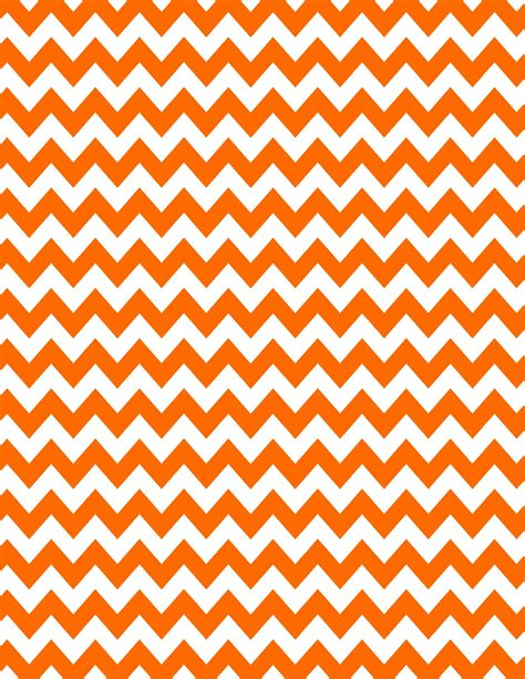 orange and gray chevron wallpaper www imgkid the