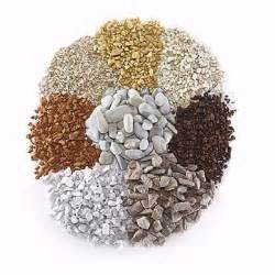 Types of pea gravel types of decorative gravel to consider rooms