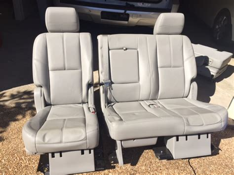 tahoe 2nd row bench seat chevrolet tahoe questions change 2nd row bench into