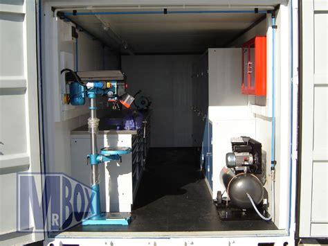 workshop container conversion