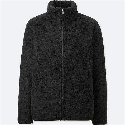 Sleeve Fleece Zip Jacket fleece sleeve zip jacket uniqlo