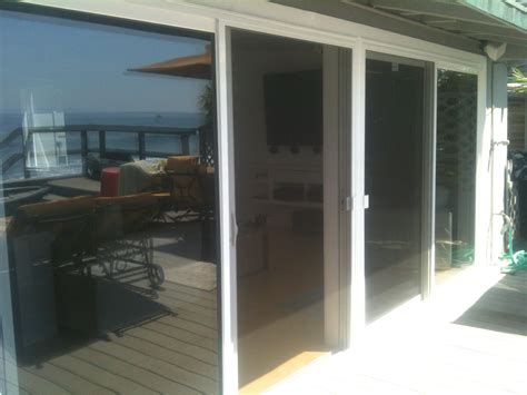Re Screen Patio Door Categories Screen For Sliding Glass Patio Door And White Plantation Shutter Gorgeous