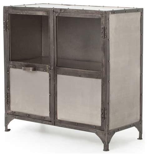 dwell coffer industrial style shoe storage cupboard review fronzoni industrial loft wide metal shoe locker style