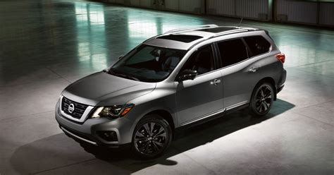 nissan rogue midnight edition gunmetal nissan dresses up top models with midnight edition