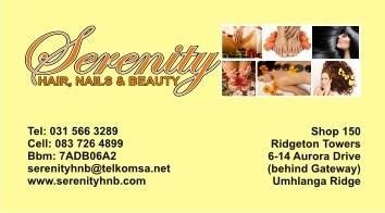 hair and makeup umhlanga serenity hair nails beauty umhlanga rocks projects