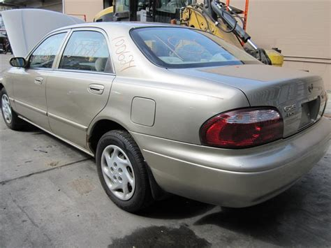 is mazda a foreign car parting out 2000 mazda 626 stock 100624 tom s