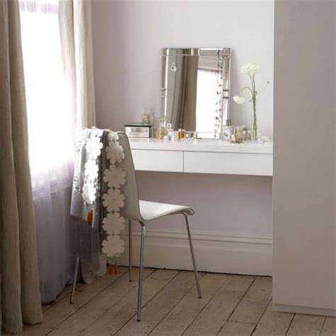 Small Corner Makeup Vanity by Home Dzine Bedrooms Beautiful Dressing Tables