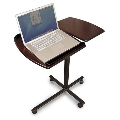 Laptop On A Desk Laptop Desk Stands For Portable Work