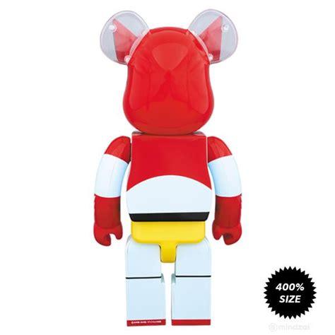 Be Rbrick 400 Getter 1 Bearbrick By Medicom tekken king pop vinyl figure by funko mindzai