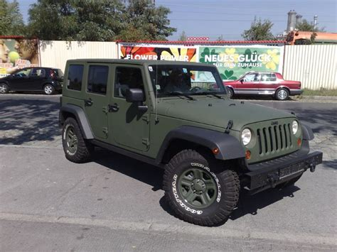 matte olive jeep wrangler flat black exterior page 2 jk forum com the top