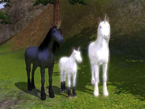 cute sims  horses sims  pets unicorn sims  pets