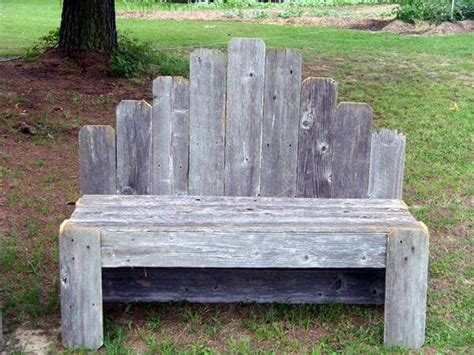 homemade garden bench diy pallet garden bench pallet furniture diy