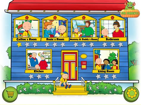 caillou doll house 34 best images about jouets on pinterest will have patterns and diy dollhouse