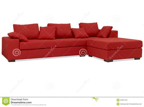 red couch photography red sofa stock photo image of dismantling architecture