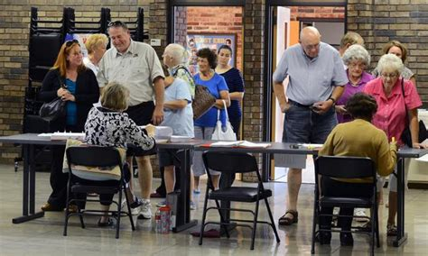 Fort Smith Revenue Office by Fort Smith Special Election Attracts Early Voters News