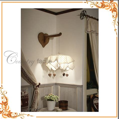 applique country lade country applique con cuore e fazzoletto chalet