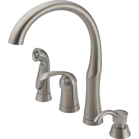 delta touchless kitchen faucet touchless faucet kitchen image of delta touchless faucet