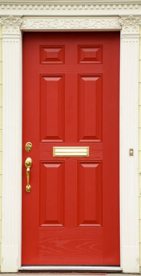 red door 35 different red front doors many designs pictures