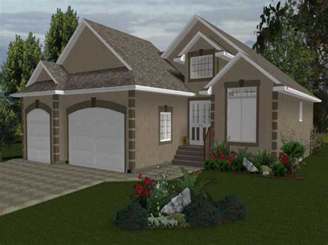 bungalow with attached garage house plans house plans with 3 car garage house plans with basements bungalow house plans with attached