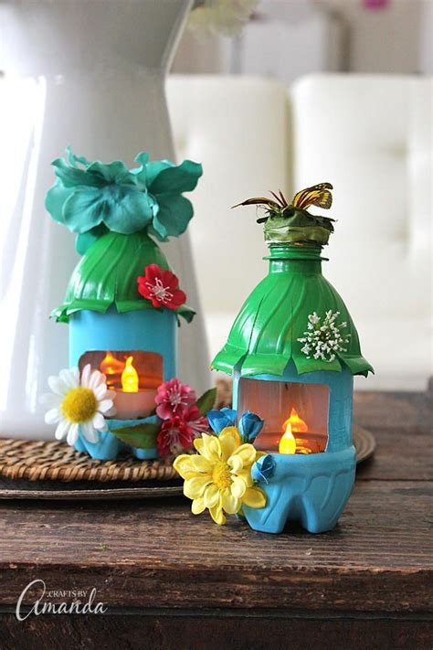 plastic crafts projects 25 best ideas about plastic bottle crafts on