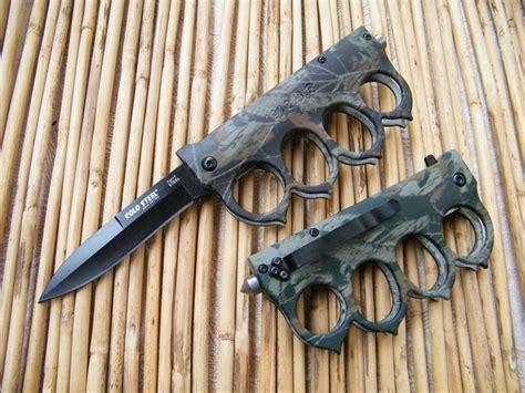 brass knuckle blades 2017 cold steel knuckle knives brass knuckle knife