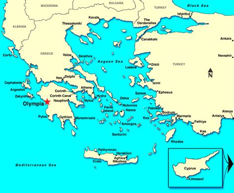 Olympia (Katakolon), Greece   Discount Cruises, Last
