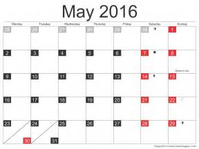 may 2016 calendar happy birthday cake images