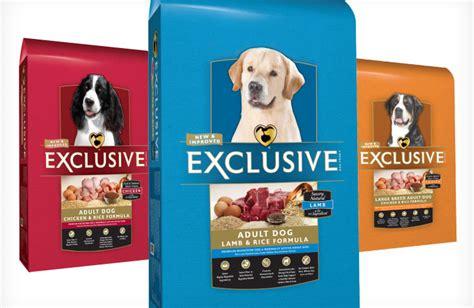 exclusive puppy food exclusive food