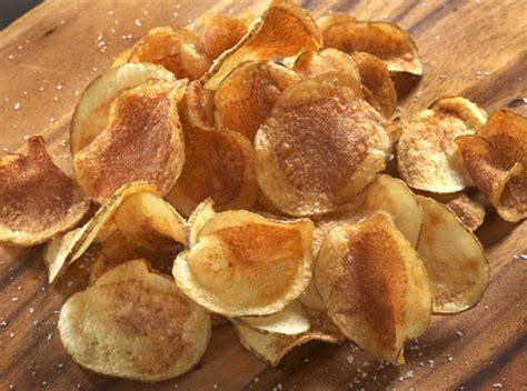 Handmade Chips - potato chips michael ruhlman